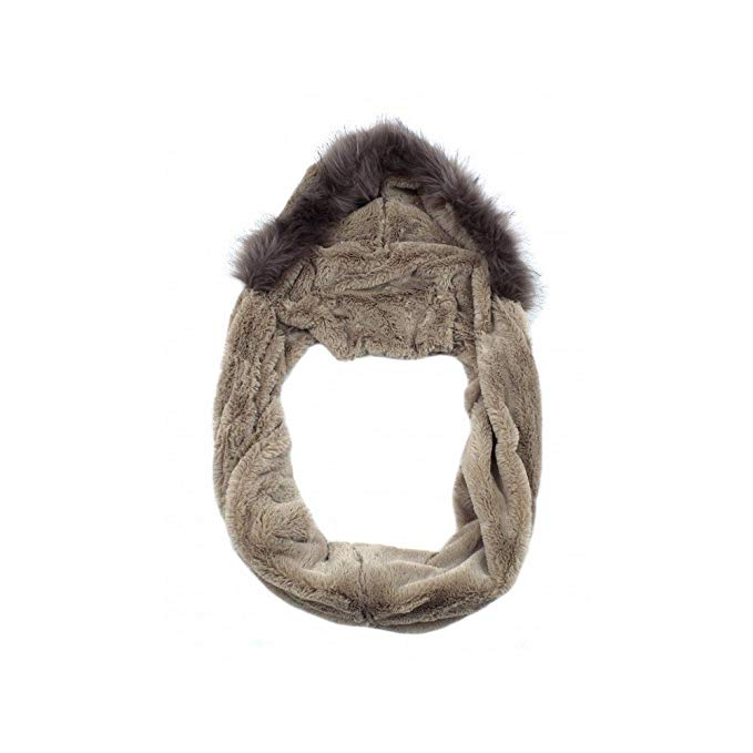 Fur Snood/Hat