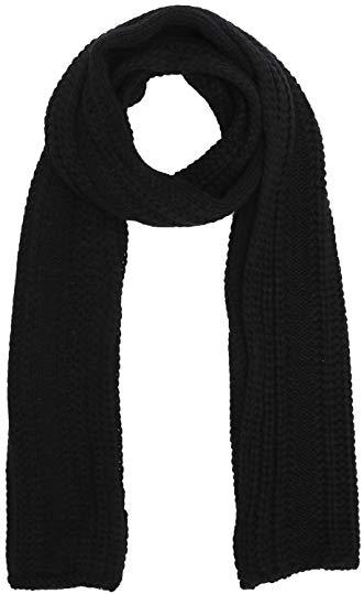 Men's Soft Handmade Knit Winter Long Scarf Neck Warmer