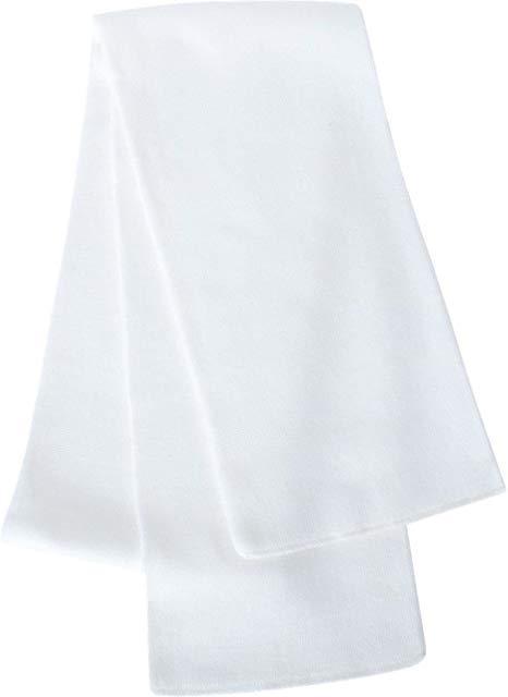 ZUZIFY Solid Knit Winter Scarf. AB0170