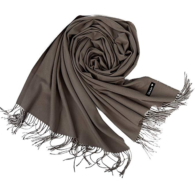 Cashmere Scarf for Women and Men - Super Soft and Warm 23