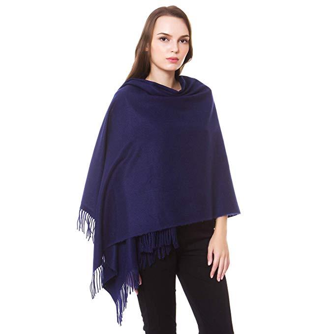 Soft Cashmere Scarf shawl Y.I.X Women 78