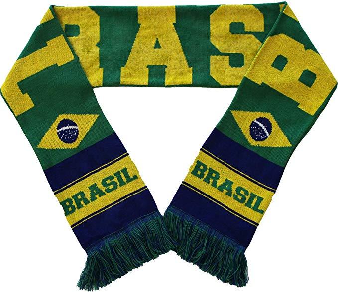 Brazil - Country Knit Scarf
