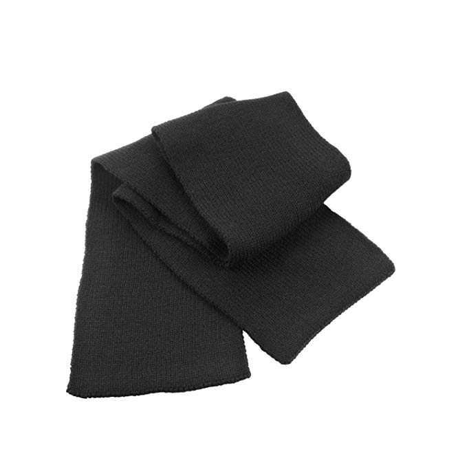 Result Classic Heavy Knit Thermal Winter Scarf
