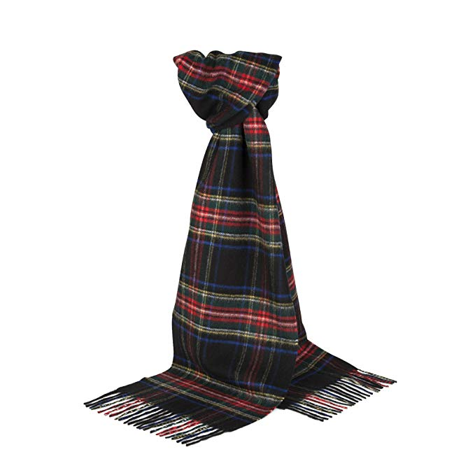 Johnstons Cashmere Women's Dress Stuart Tartan