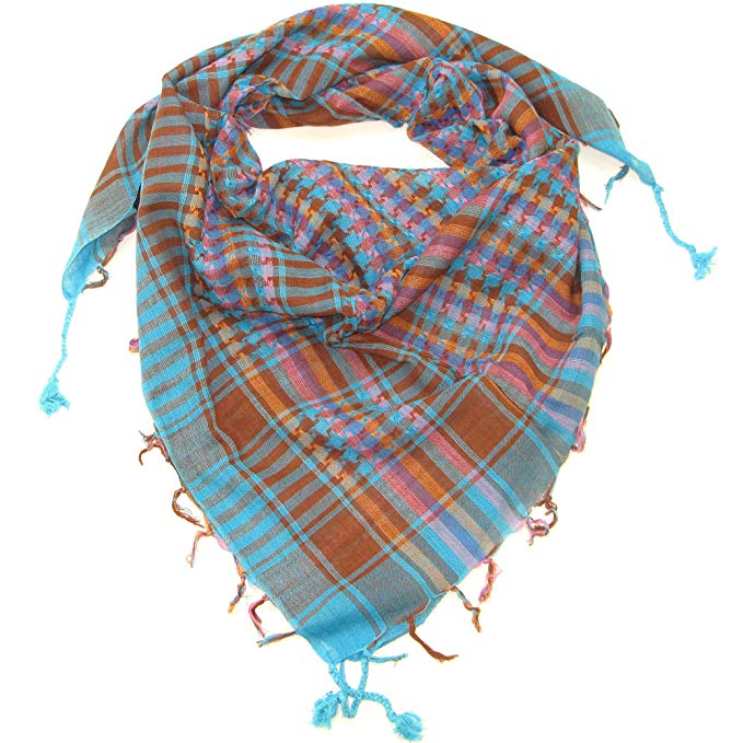 Lovarzi Desert Scarf - Stylish & versatile desert scarf for Men & Women