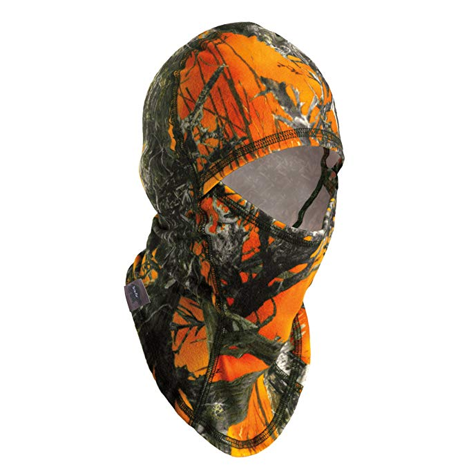Turtle Fur Camo Comfort Shell Ninja, Lightweight Performance Balaclava
