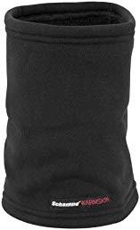 Schampa Warmskin Neck Gaiter - One size fits most/Black