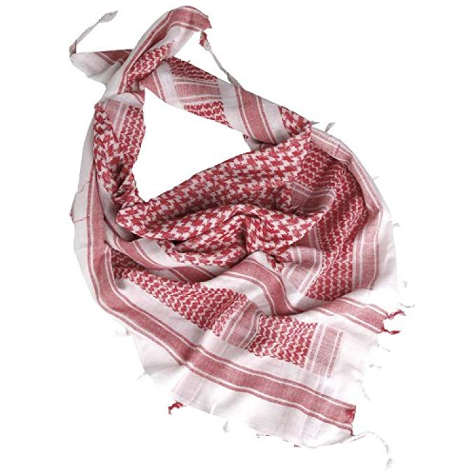 Mil-Tec Men's Tactical Shemagh Army Scarf Military Shermag Head Wrap