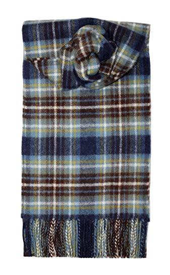 Lochcarron Holyrood Tartan Lambswool Scarf