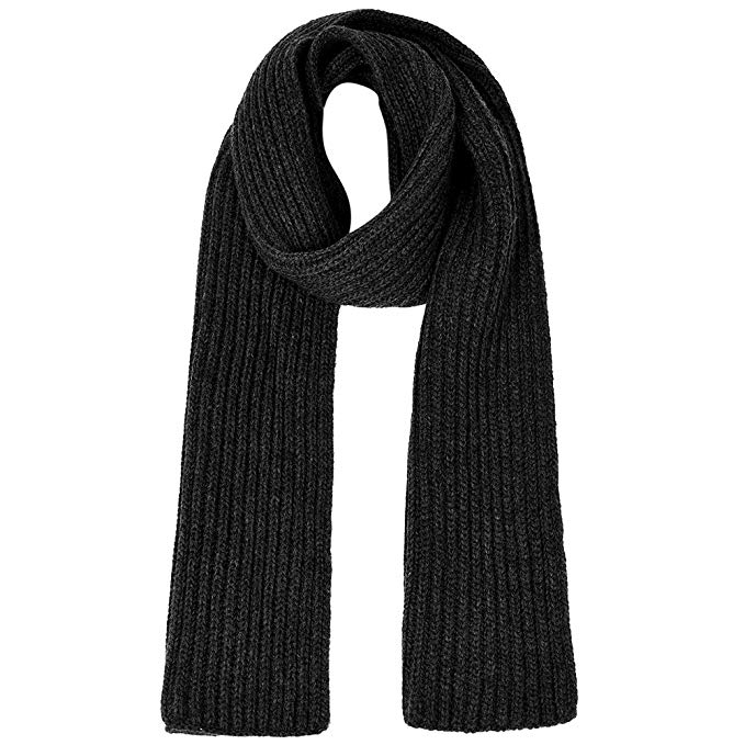 VBG VBIGER Unisex Knitted Scarf Warm Wrap Shawl Thickened Winter Infinity Scarf for Men and Women
