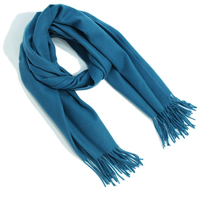 BUYER Ladies' Men's High-Quality 100% Cashmere Large Size Scarf